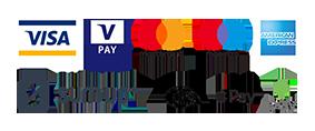 Moyen de paiement CB MasterCard America express Axel Taxi Anduze et Boisset et Gaujac